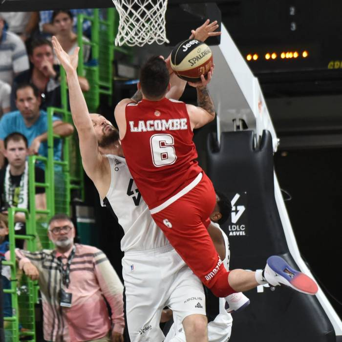 Photo of Paul Lacombe, 2018-2019 season