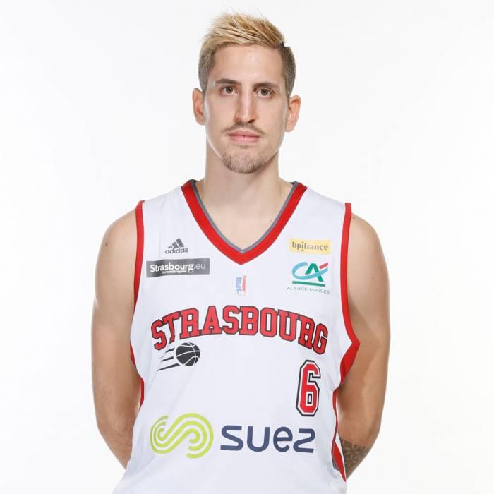 Photo of Paul Lacombe, 2016-2017 season