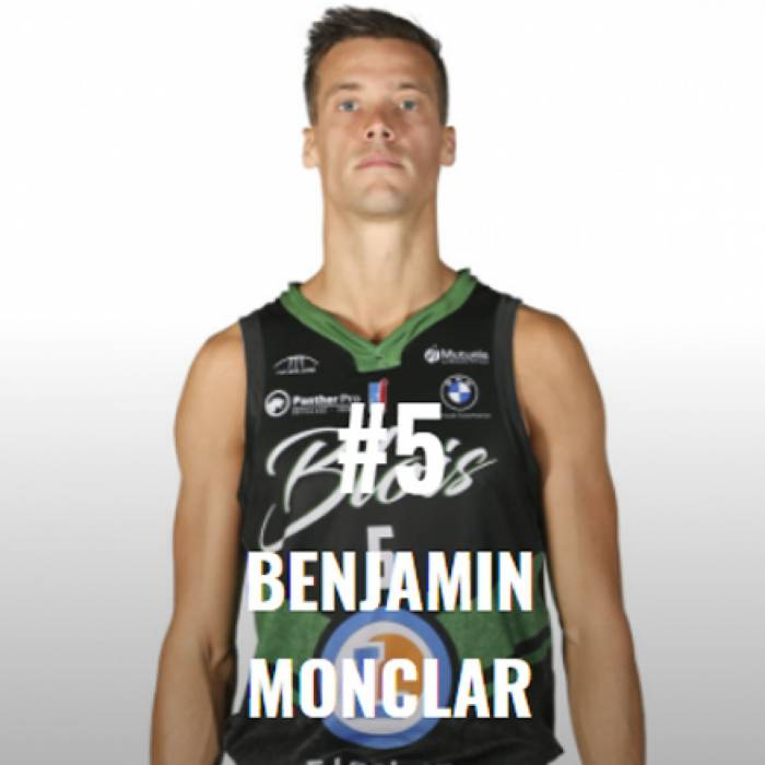 Photo de Benjamin Monclar, saison 2020-2021