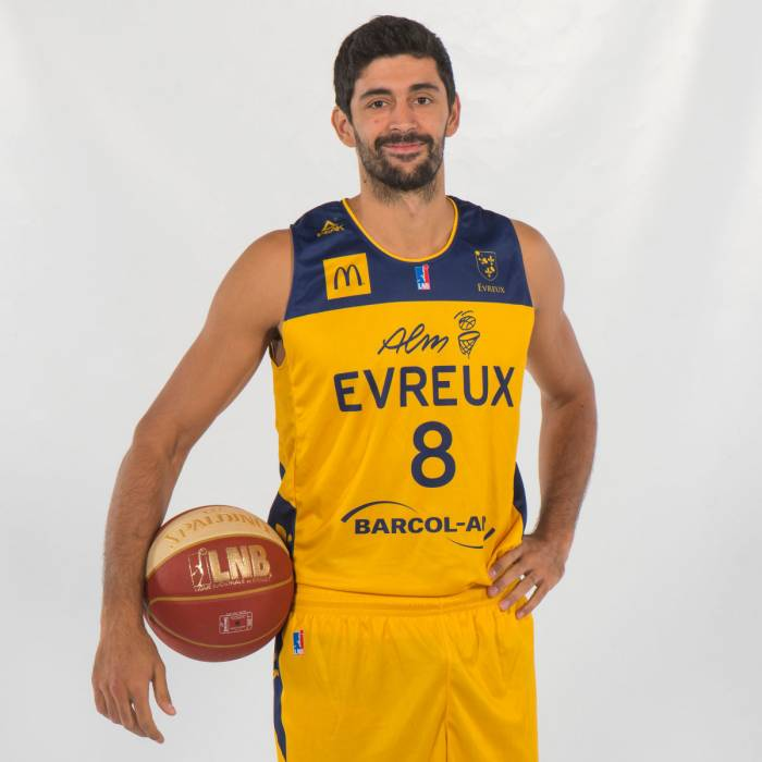 Photo of Florent Tortosa, 2019-2020 season
