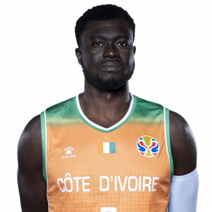 Photo de Frejus Zerbo, saison 2019-2020