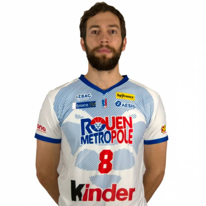 Photo of Pierre-Etienne Drouault, 2020-2021 season
