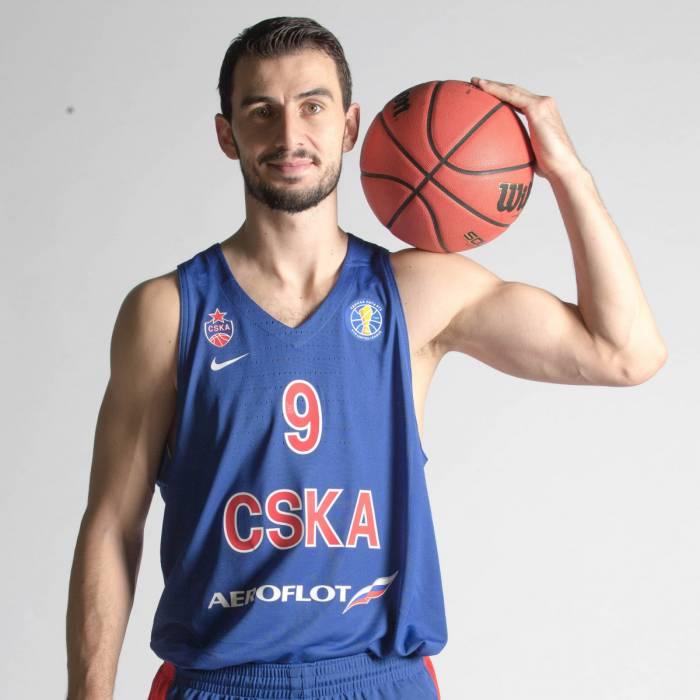 Photo of Leo Westermann, 2017-2018 season