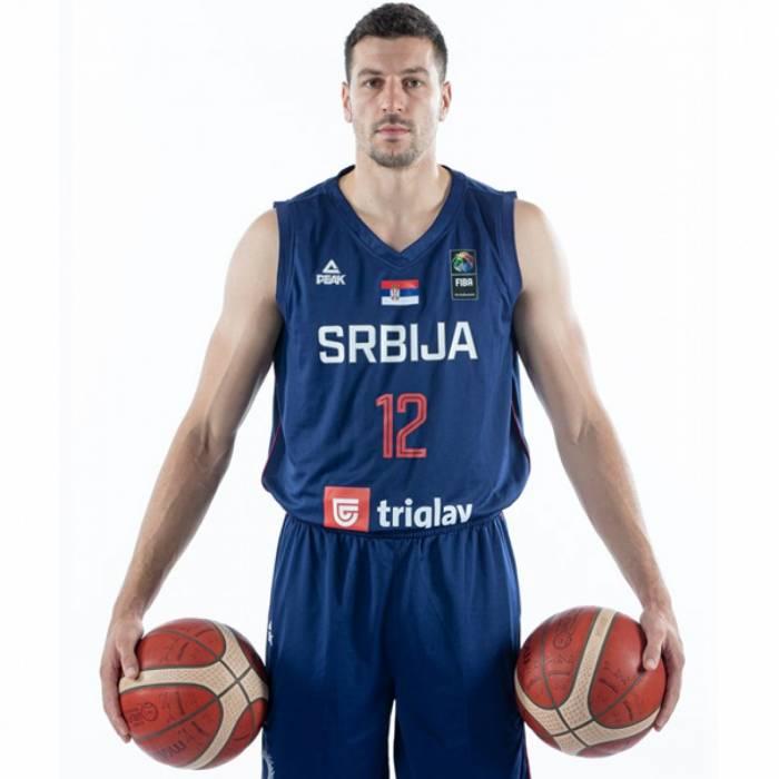 Photo de Dragan Milosavljevic, saison 2021-2022