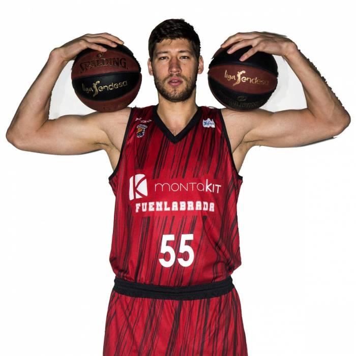 Photo de Viacheslav Kravtsov, saison 2018-2019