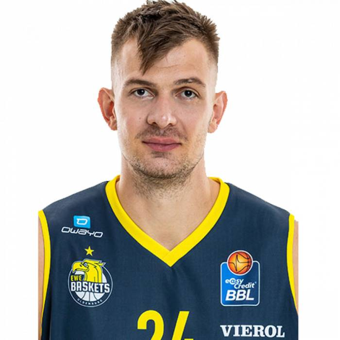 Photo de Rasid Mahalbasic, saison 2019-2020