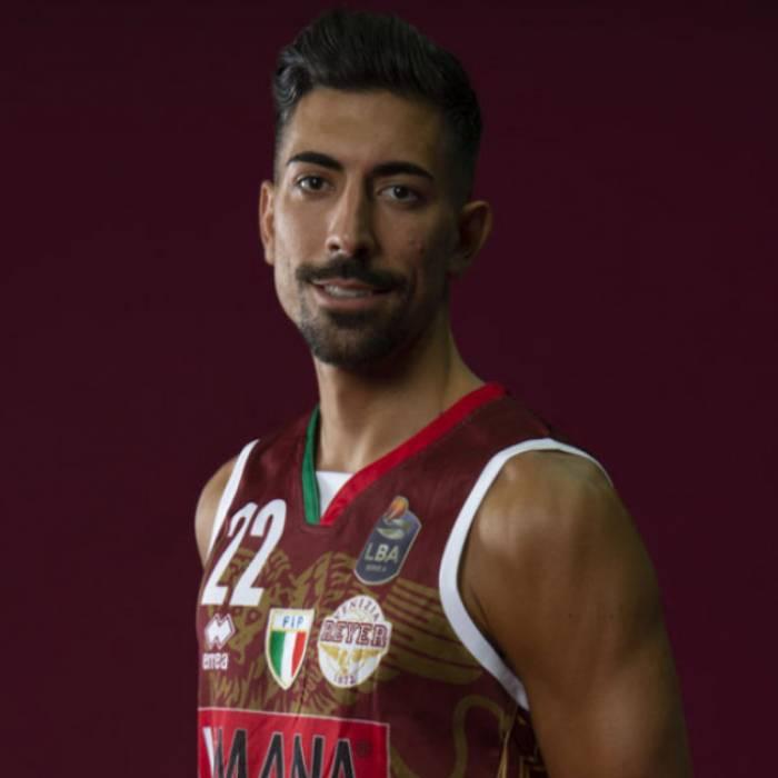 Photo de Valerio Mazzola, saison 2019-2020