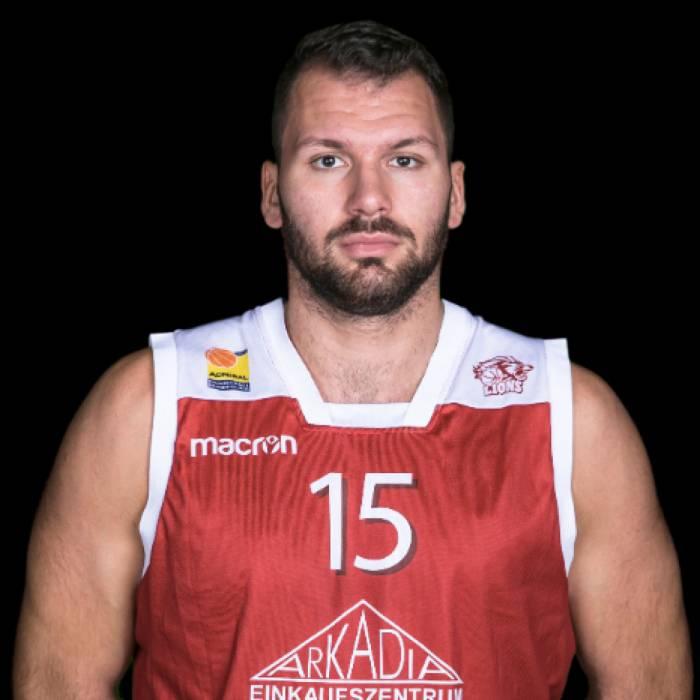 Photo of Jozo Rados, 2018-2019 season