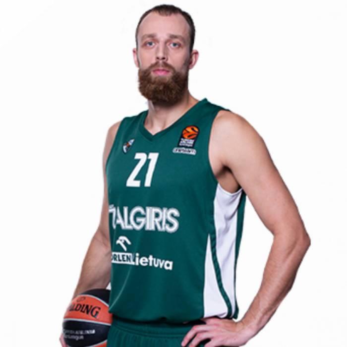 Photo of Arturas Milaknis, 2018-2019 season