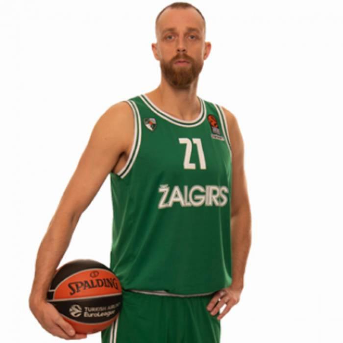 Photo of Arturas Milaknis, 2019-2020 season