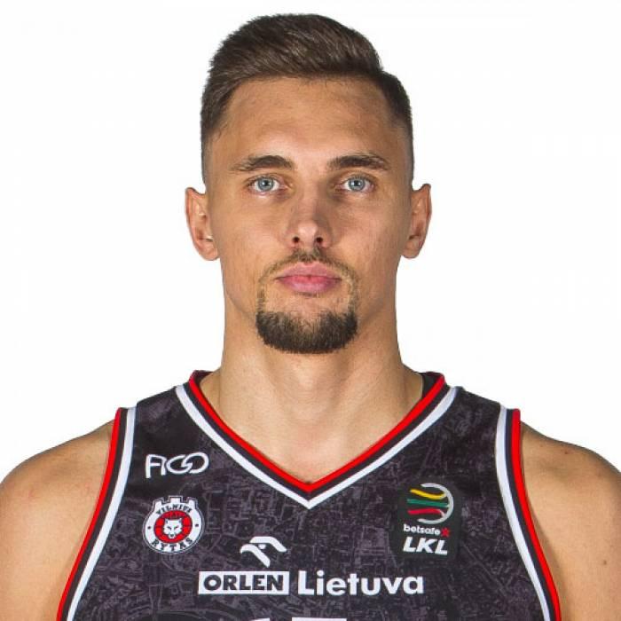 Photo de Evaldas Kairys, saison 2019-2020