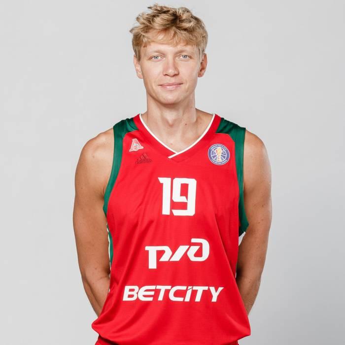 Photo of Mindaugas Kuzminskas, 2020-2021 season