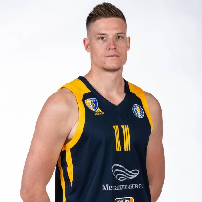 Photo of Jonas Jerebko, 2019-2020 season