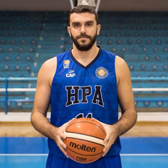 Photo of Kostas Kakaroudis, 2019-2020 season