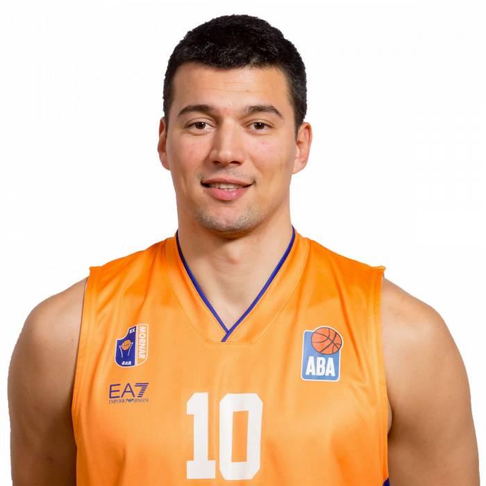 Photo of Marko Mugosa, 2019-2020 season