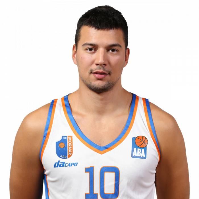 Photo of Marko Mugosa, 2020-2021 season