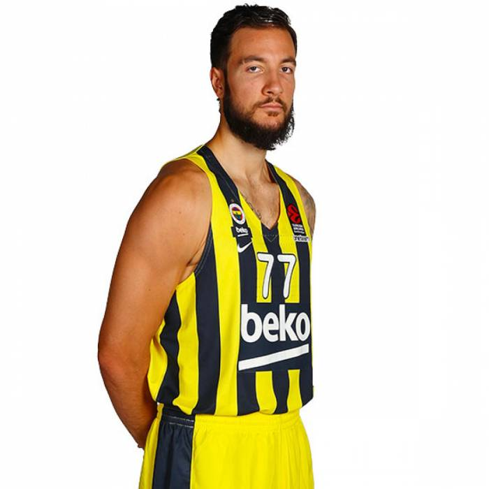 Photo of Joffrey Lauvergne, 2019-2020 season