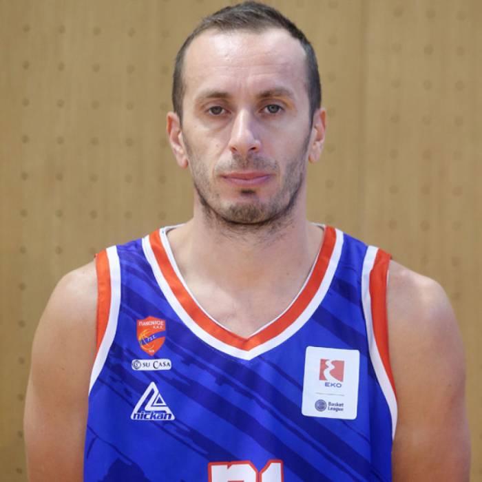 Photo de Muhamed Pasalic, saison 2019-2020