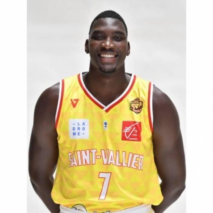 Photo de Pape Beye, saison 2020-2021