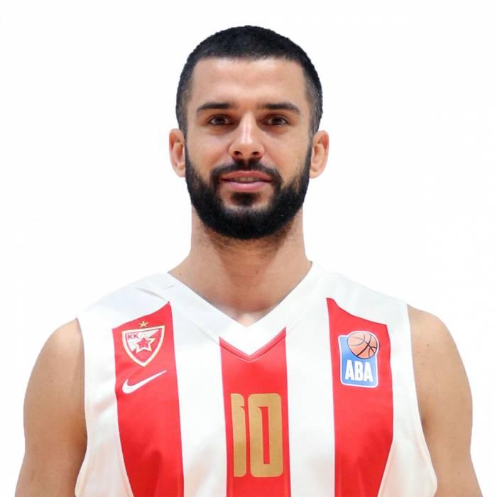 Photo of Branko Lazic, 2018-2019 season