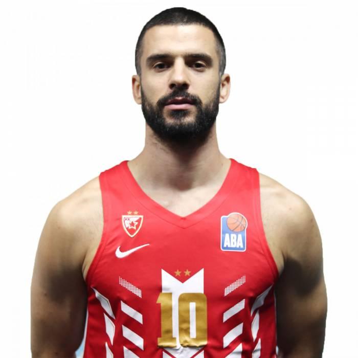 Photo of Branko Lazic, 2019-2020 season