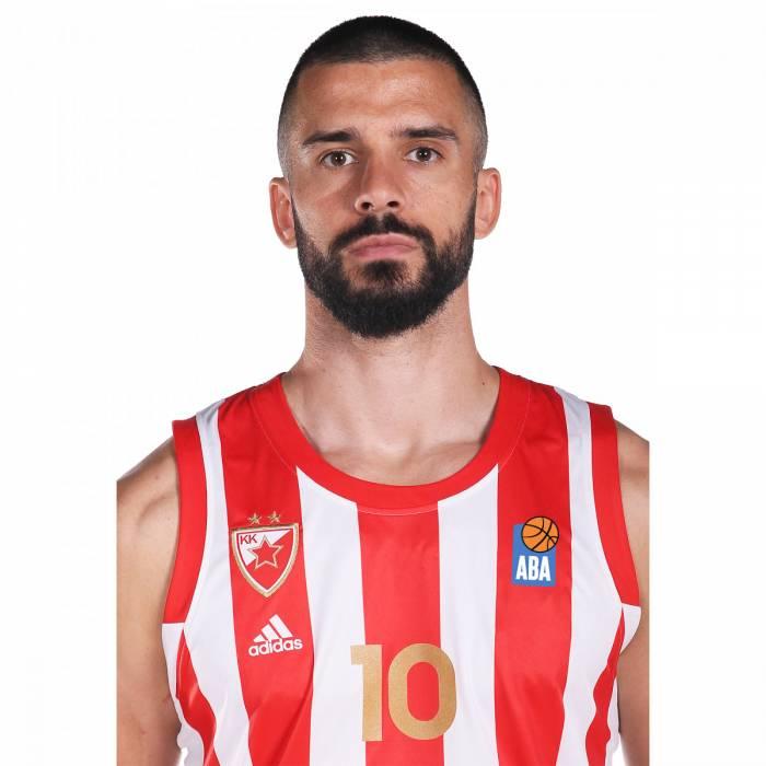 Photo of Branko Lazic, 2020-2021 season