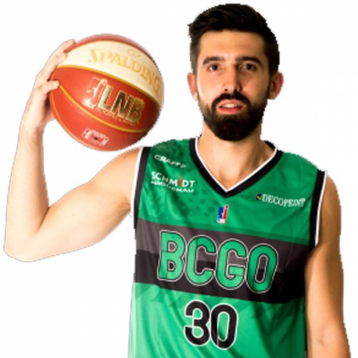 Photo de Josep Franch, saison 2019-2020