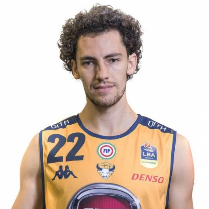 Photo de Marco Portannese, saison 2018-2019