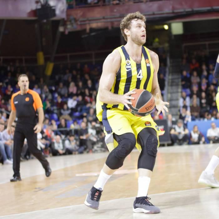 Photo de Nicolo Melli, saison 2018-2019
