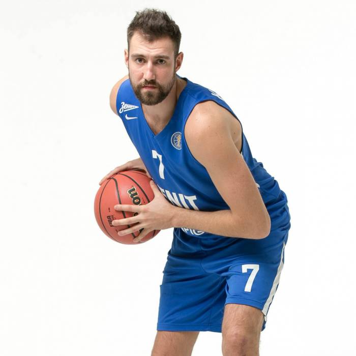Photo de Sergey Karasev, saison 2018-2019
