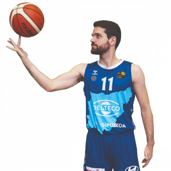 Photo of Mikel Uriz, 2019-2020 season