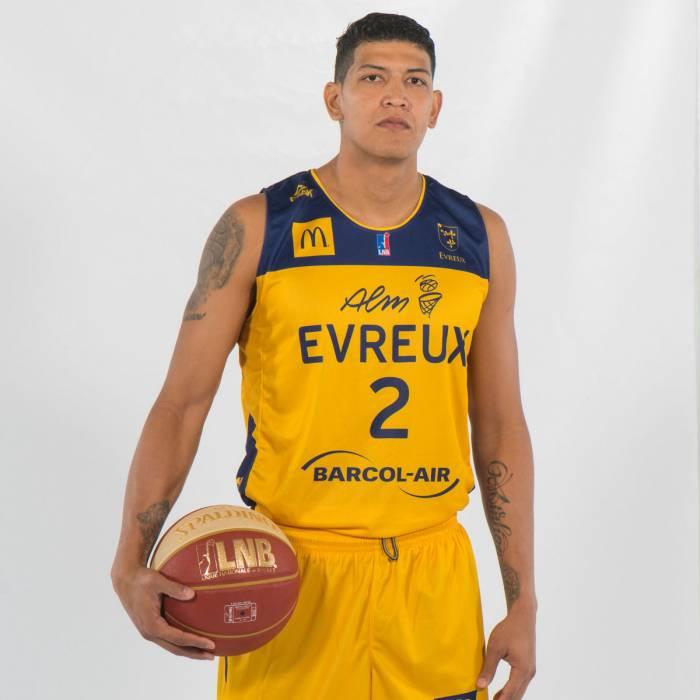 Photo of Jhornan Zamora, 2019-2020 season