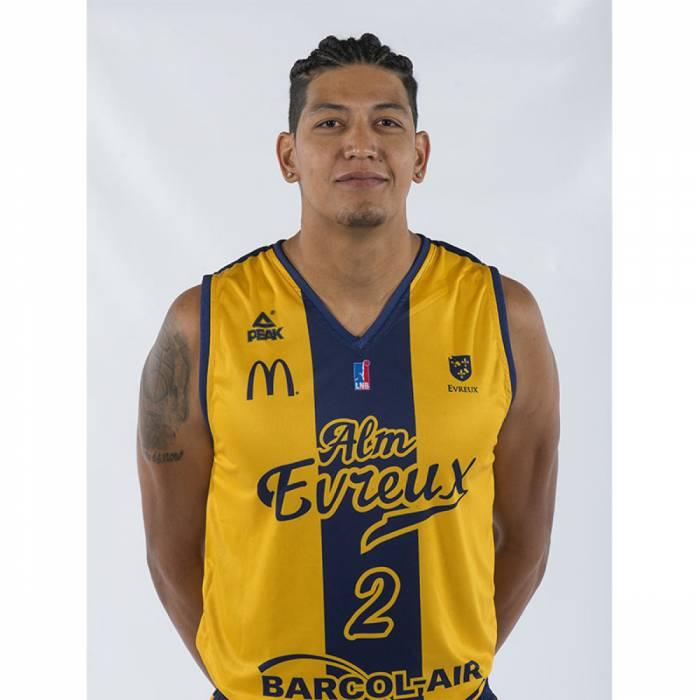 Photo of Jhornan Zamora, 2020-2021 season