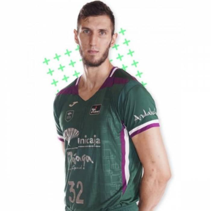 Photo de Ruben Guerrero, saison 2020-2021