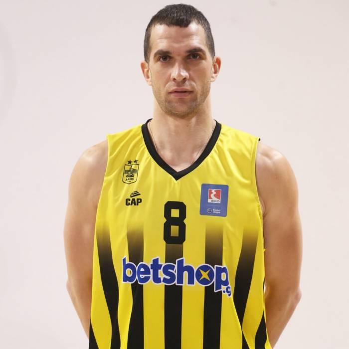 Photo de Milan Milosevic, saison 2019-2020