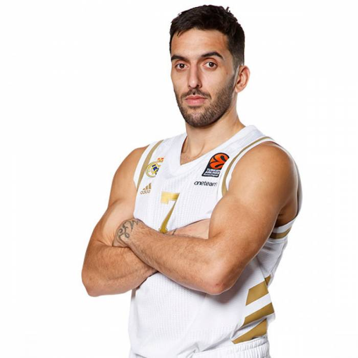 Photo of Facundo Campazzo, 2019-2020 season
