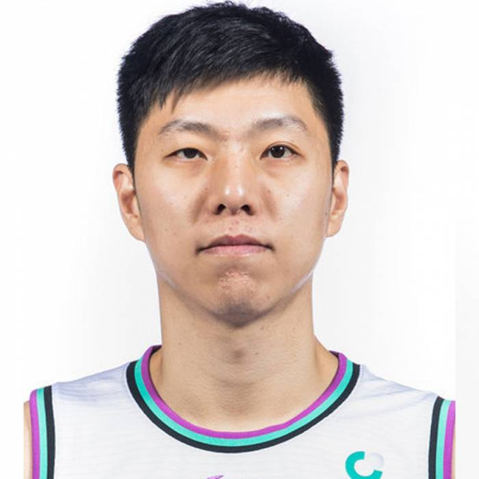 Photo of Jingyu Li, 2019-2020 season