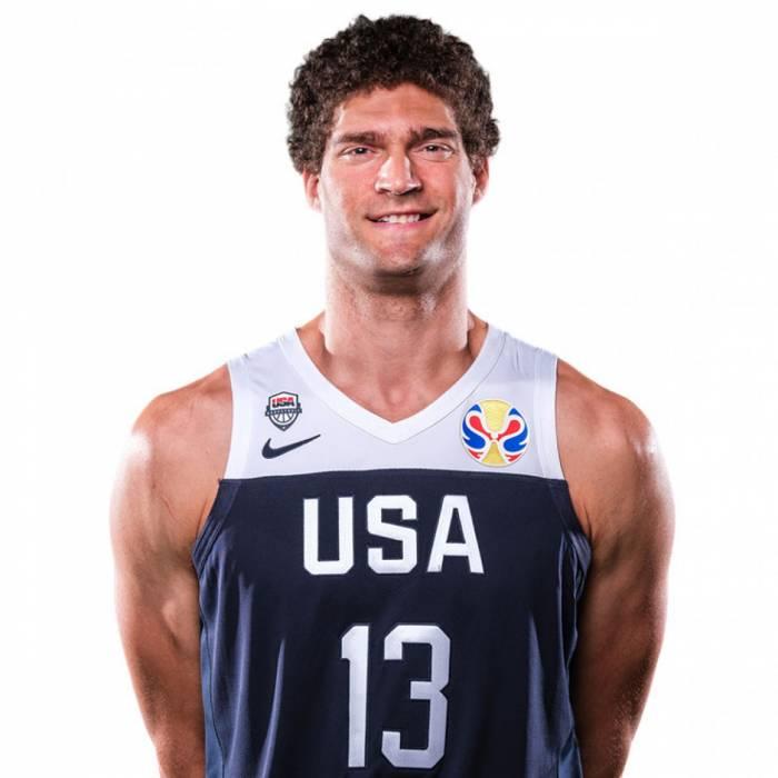 Photo of Brook Lopez, 2019-2020 season
