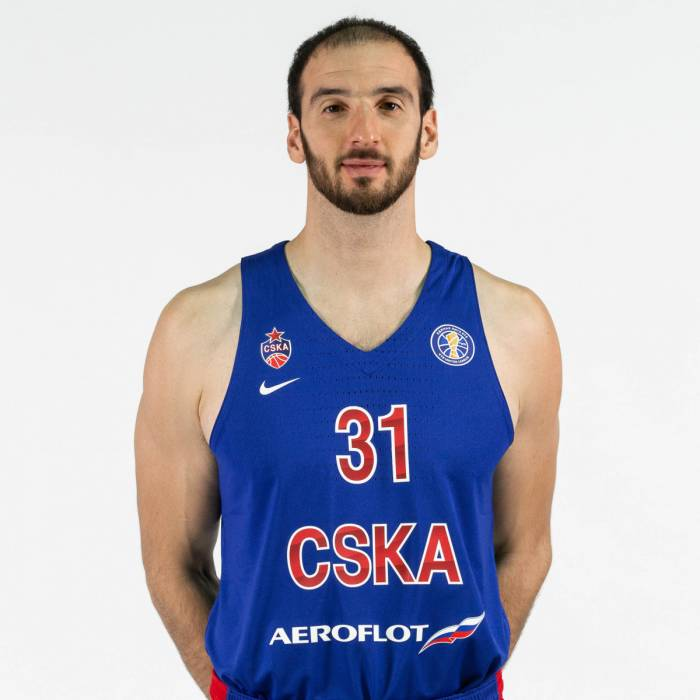 Photo of Kosta Koufos, 2019-2020 season