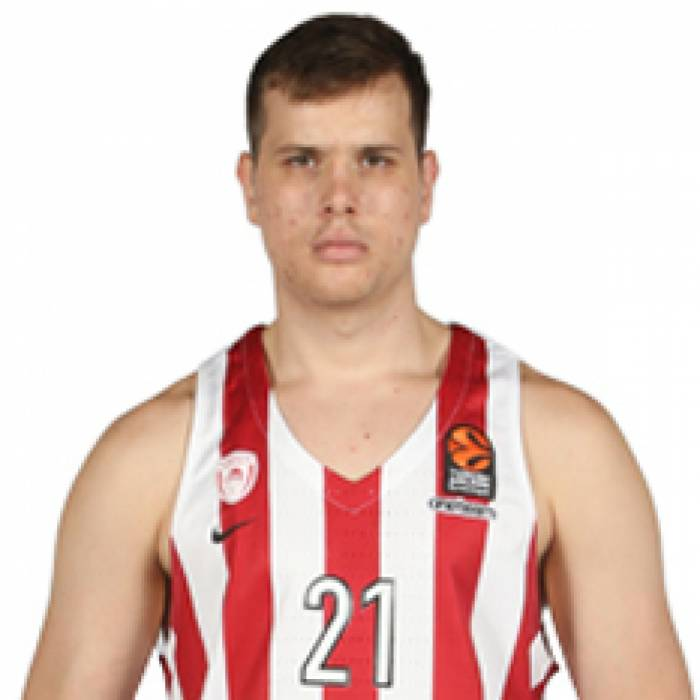 Photo of Dimitrios Agravanis, 2018-2019 season
