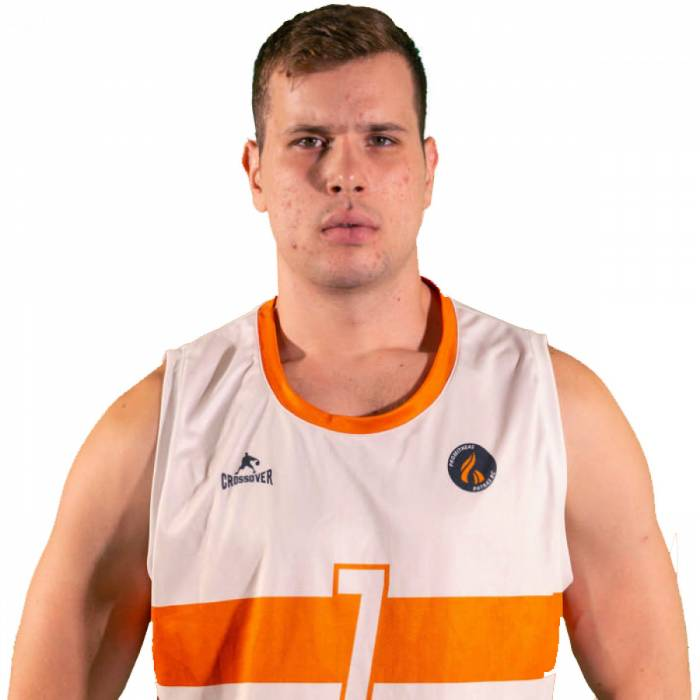 Photo of Dimitrios Agravanis, 2019-2020 season