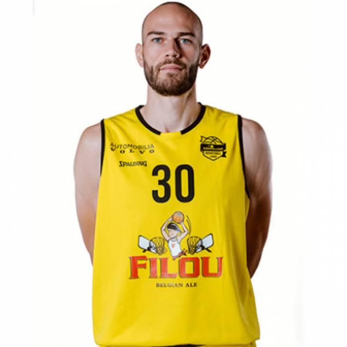 Photo of Pierre-Antoine Gillet, 2020-2021 season