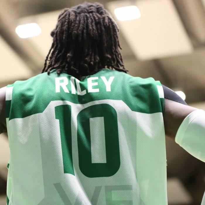Photo de Mykal Riley, saison 2015-2016