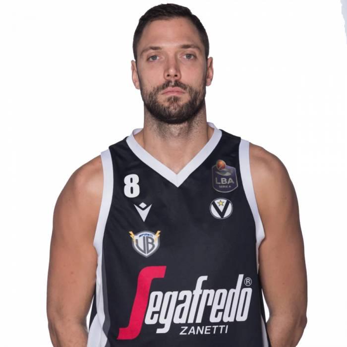 Photo de Filippo Baldi Rossi, saison 2019-2020