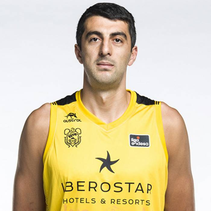 Photo of Giorgi Shermadini, 2019-2020 season