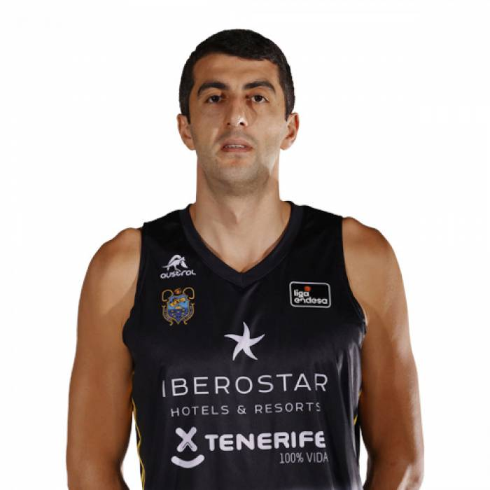 Photo of Giorgi Shermadini, 2020-2021 season