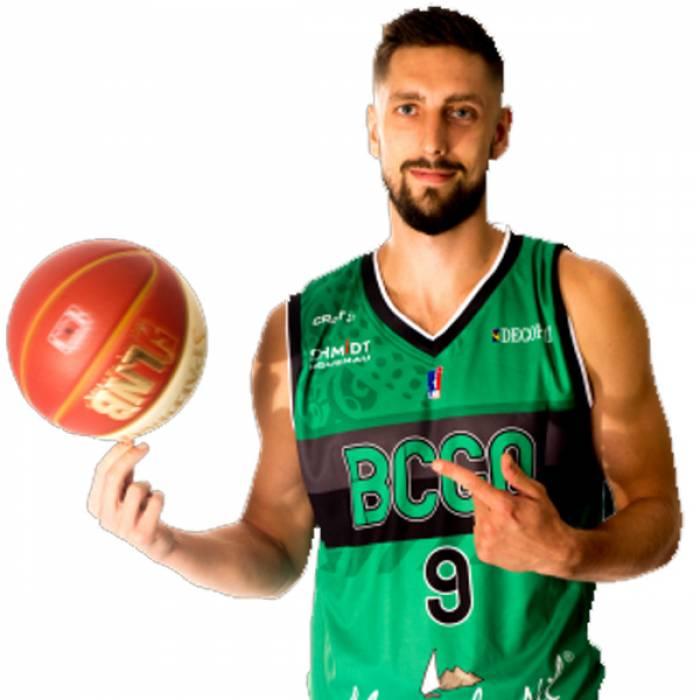 Photo de Alexis Desespringalle, saison 2019-2020