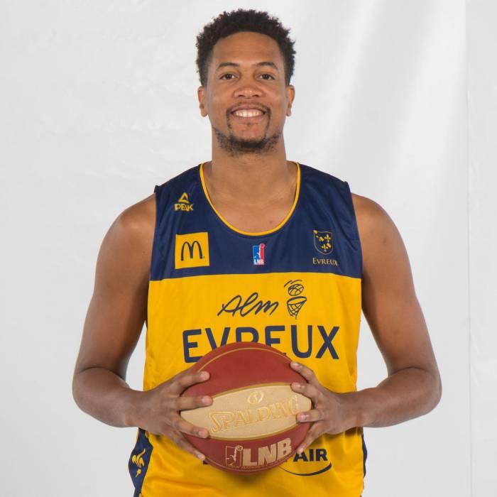 Photo of Fabien Paschal, 2019-2020 season