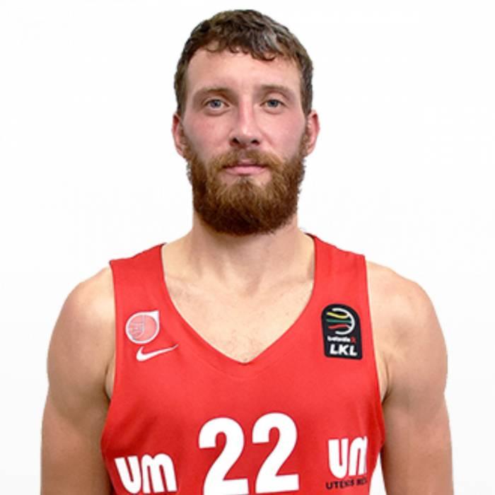 Photo de Marius Runkauskas, saison 2018-2019