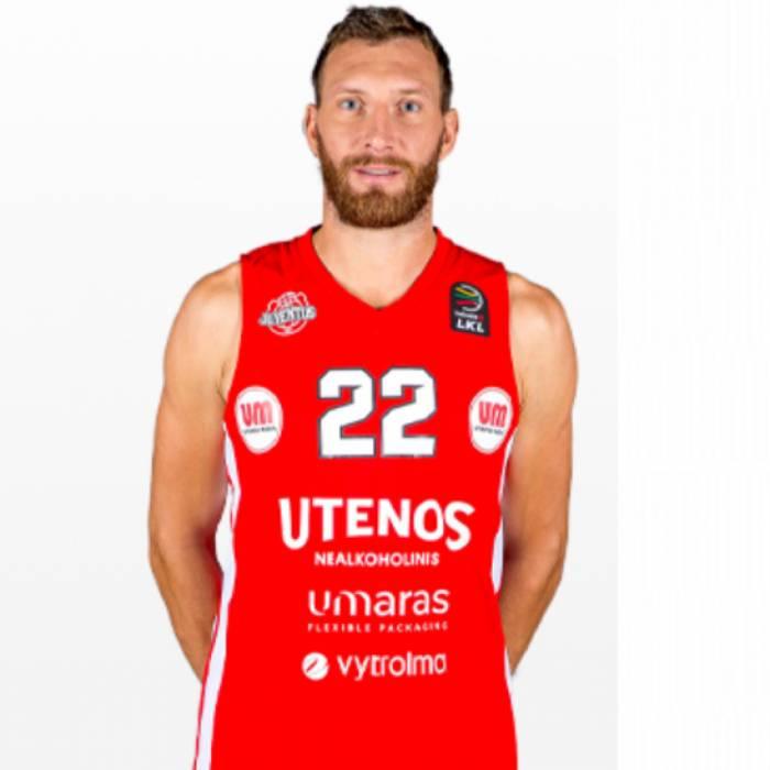 Photo de Marius Runkauskas, saison 2020-2021